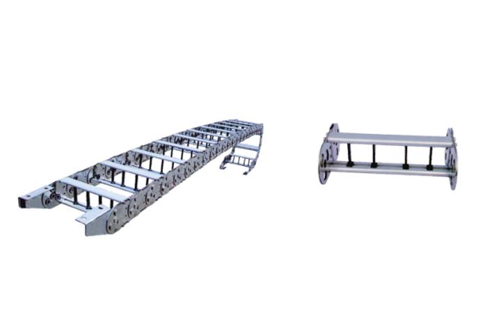 TLIII型钢铝拖链